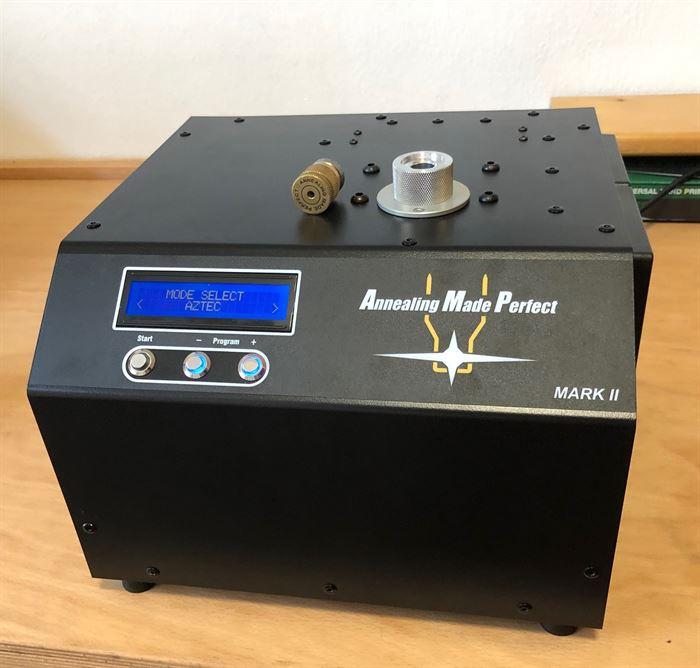 AMP Hülsenglühgerät MK II