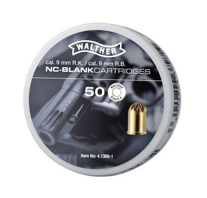 50 9mm REVOLVER KNALL