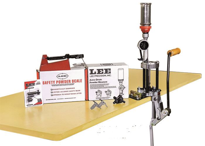 LEE Value-Reloading-Kit