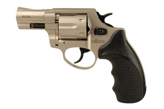 RG 89 VERNICKELT 3'' 9mm RK