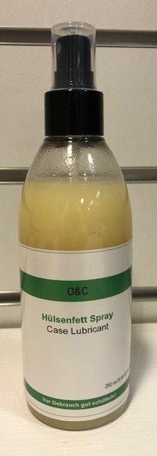 O&C HÜLSENFETT-SPRAY 250ml