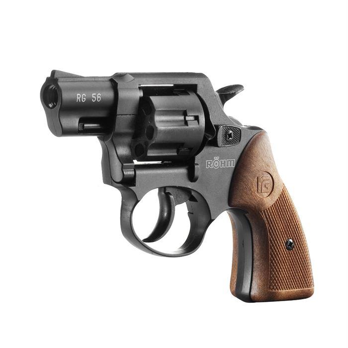 Revolver RG 56 BRÜNIERT,6mm