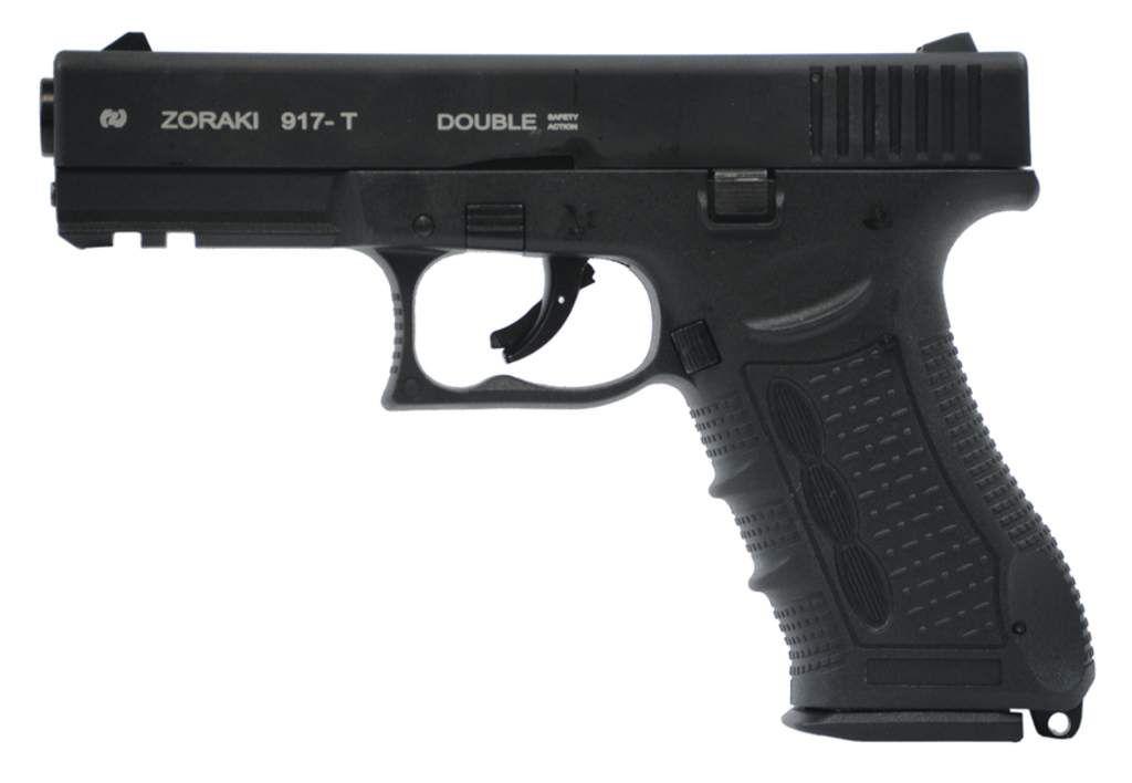 Zoraki 917 9mm P.A.K. schwarz