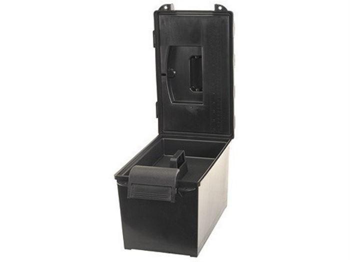 MTM VORDERLADER BOX SCHWARZ