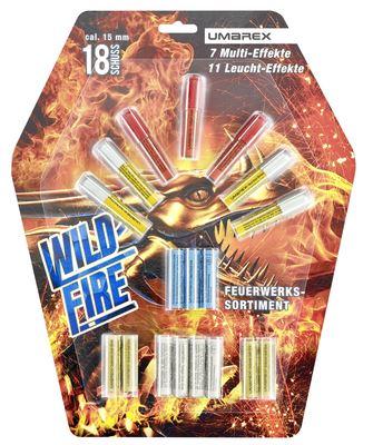 Pyro Wildfire 18tlg.