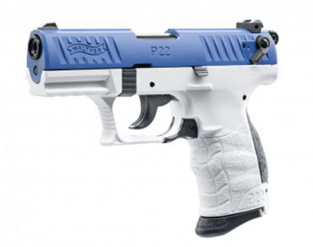 Walther P22Q ''''Team Edition'