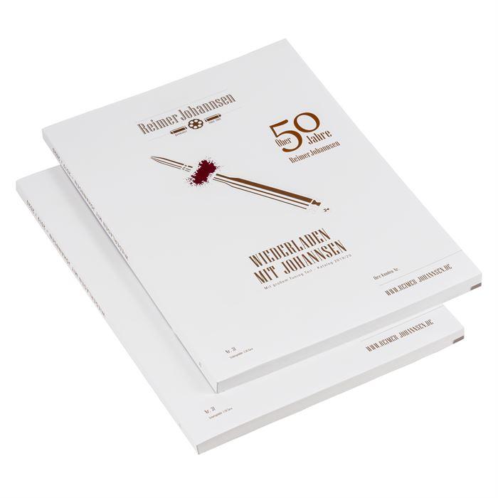 Katalog Nr. 31 - Wiederladen mit Johannsen